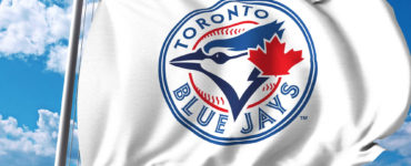 Toronto Blue Jays flag
