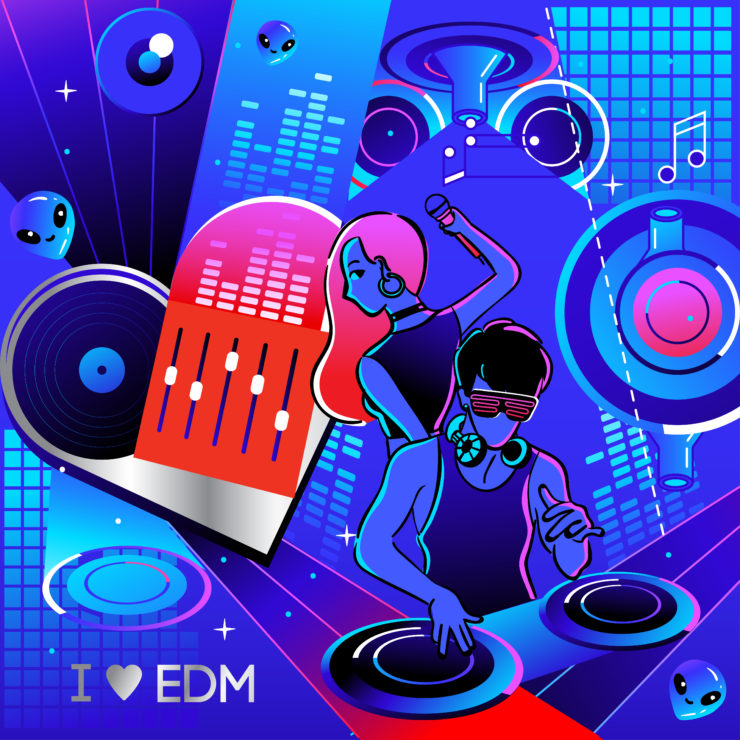 EDM : Electronic Dance Music